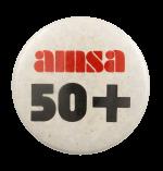AMSA 50 Club Busy Beaver Button Museum