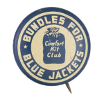 Bundles for Blue Jackets Club Button Museum