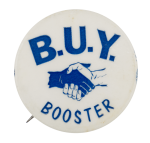 B.U.Y. Booster Club Button Museum