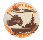 Canadian Forces Club Button Museum