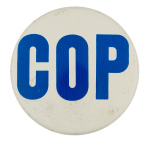 Cop Club Button Museum
