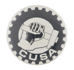 CUSA Club Button Museum