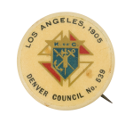 Denver Council No. 539 Event Button Museum