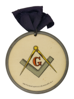 Freemason G Club Button Museum