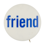 Friend  Club Button Museum