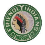 Friendly Indians Warrior Club Button Museum