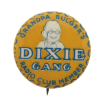 Grandpa Bulger's Dixie Gang Club Button Museum