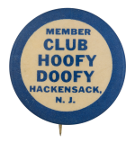 Hoofy Doofy Club Club Button Museum