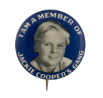 Jackie Coopers Gang Club Busy Beaver Button Museum