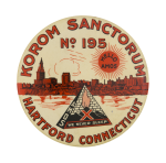 Korom Sanctorum Club Button Museum