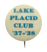 Lake Placid Club Club Button Museum