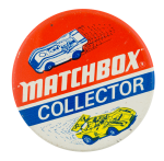 Matchbox Collector Club Button Museum