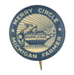 Merry Circle Club Button Museum