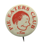 Pie Eaters Club Club Button Museum