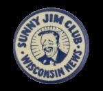 Sunny Jim Club Club Button Museum