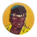 Luke Cage Entertainment Busy Beaver Button Museum