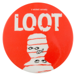 Loot Entertainment Button Museum