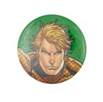 Aquaman Comic 1 Entertainment Busy Beaver Button Museum