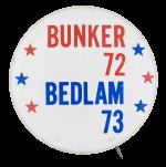 Bunker 72 Bedlam 73 Entertainment Busy Beaver Button Museum