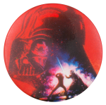Darth Vader Lightsabers Star Wars Entertainment Button Museum