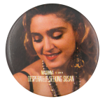 Desperately Seeking Susan Entertainment Button Museum