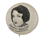 Dorothy Sebastian Entertainment Button Museum