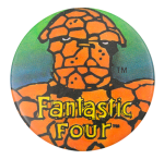 Fantastic Four Entertainment Button Museum