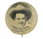 Fred Gilman Entertainment Button Museum
