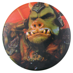 Gamorrean Star Wars Entertainment Button Museum