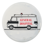General Hospital Entertainment Button Museum
