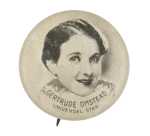Gertrude Omstead Entertainment Button Museum