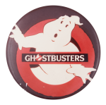 Ghostbusters Entertainment Button Museum