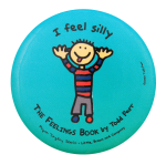 I Feel Silly The Feelings Book Entertainment Busy Beaver Button Museum
