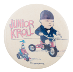 Junior Kroll Entertainment Button Museum