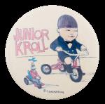 Junior Kroll Entertainment Busy Beaver Button Museum
