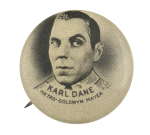 Karl Dane Entertainment Button Museum