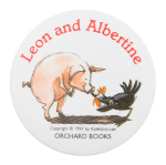 Leon and Albertine Entertainment Button Museum