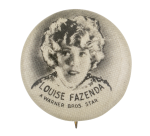 Louise Fazenda Entertainment Button Museum