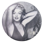 Marilyn Monroe Entertainment Button Museum