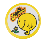 Mr Happy Entertainment Button Museum