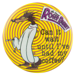 Psycho Weasel Who Framed Roger Rabbit Entertainment Button Museum