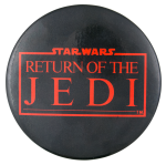 Return of the Jedi Entertainment Button Museum