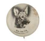 Rin Tin Tin Entertainment Button Museum