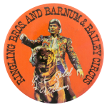 Ringling Brothers and Barnum and Bailey Circus Event Button Museum