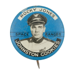 Rocky Jones Space Ranger Entertainment Button Museum
