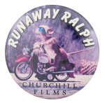 Runaway Ralph Entertainment Button Museum