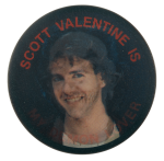 Scott Valentine Is My Demon Lover Entertainment Busy Beaver Button Museum
