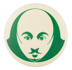 Shakespeare Entertainment Button Museum