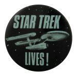 Star Trek Lives Entertainment Busy Beaver Button Museum