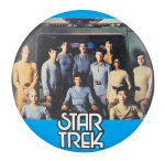 Star Trek Entertainment Button Museum